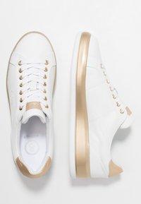 Bogner - Sneakersy niskie - white/platinum - 3
