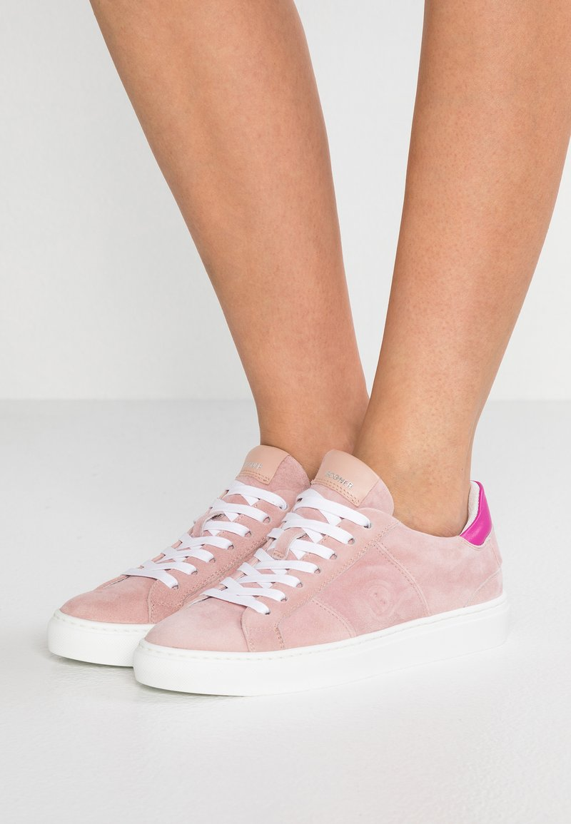 Bogner - NEW SALZBURG - Sneaker low - rose