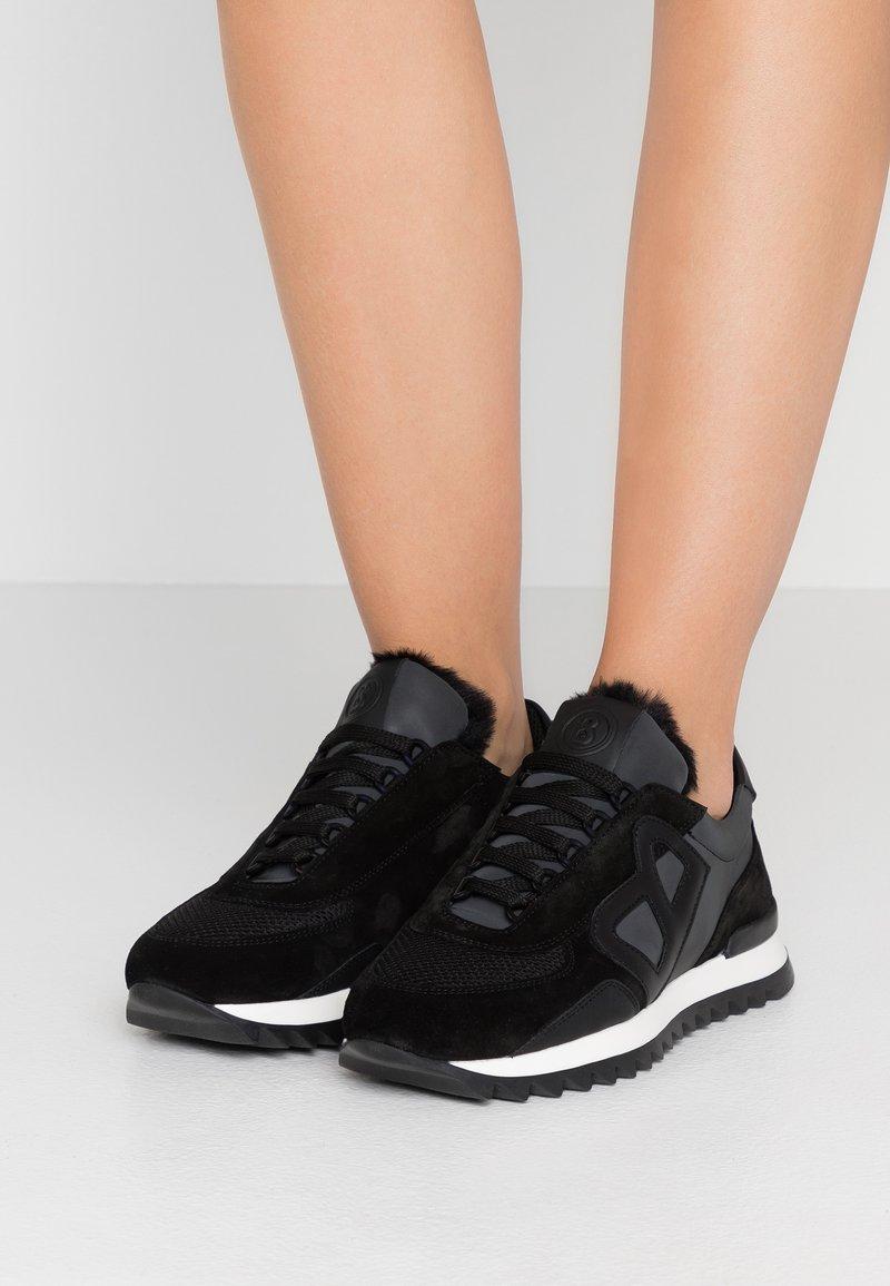 Bogner - SEATTLE  - Sneakersy niskie - black