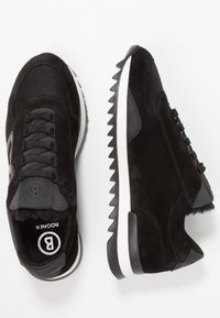 Bogner - SEATTLE  - Sneakersy niskie - black - 3