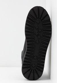Bogner - ANTWERP - Boots à talons - black/silver - 6