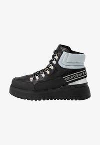 Bogner - ANTWERP - Boots à talons - black/silver - 1