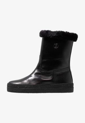 DENVER - Støvletter - black