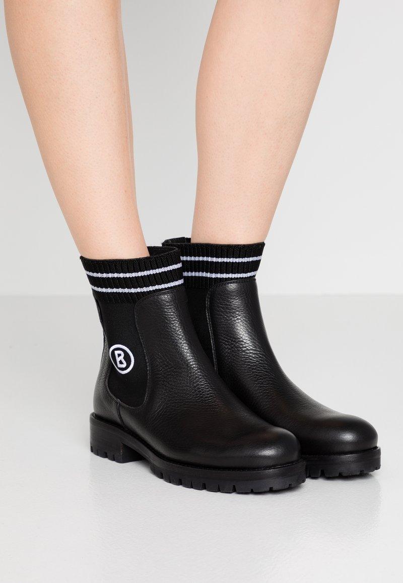 Bogner - NEW MERIBEL - Classic ankle boots - black
