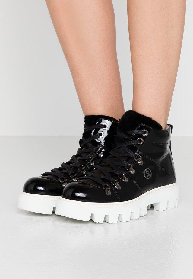 COPENHAGEN  - Boots à talons - black
