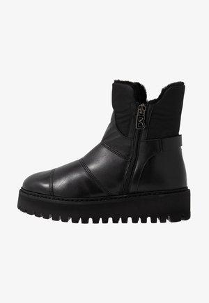 OSLO - Botas para la nieve - black