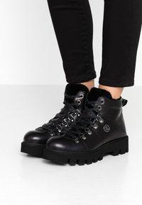 Bogner - COPENHAGEN - Boots à talons - black - 0