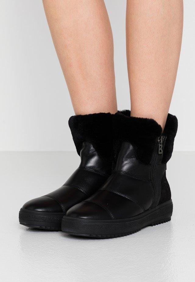 ANCHORAGE  - Winter boots - black