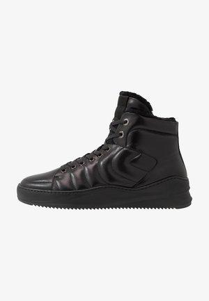 COLOGNE - Sneakersy wysokie - black