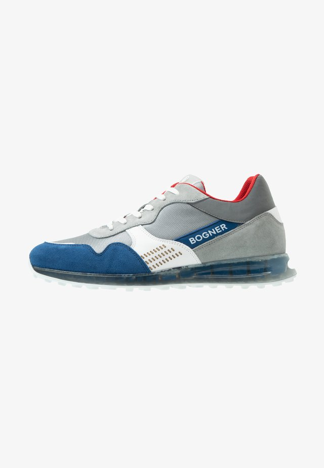 ESTORIL - Sneakers - blue/white/silver