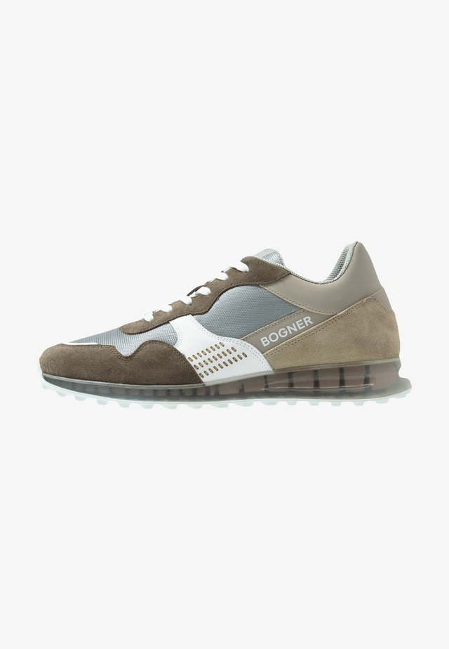 ESTORIL - Sneakers - brown/white/beige