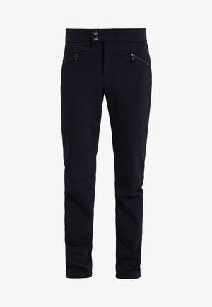 LINDY - Spodnie materiałowe - navy