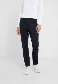 Bogner - TATIANA - Spodnie materiałowe - navy - 0