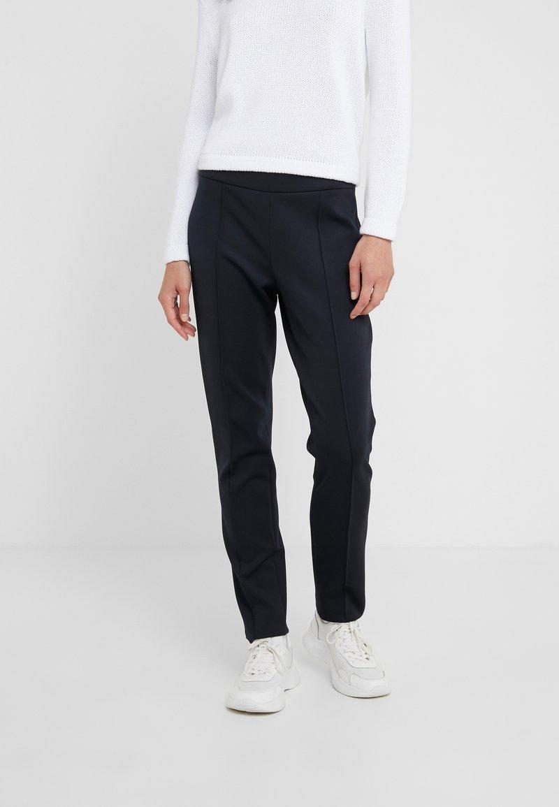 Bogner - TATIANA - Spodnie materiałowe - navy