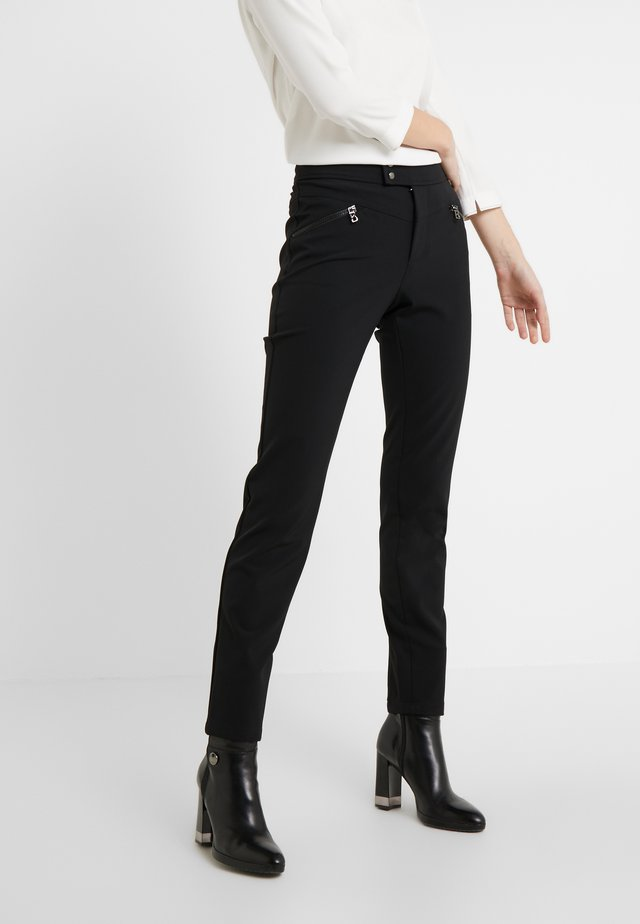 LINDY - Trousers - black