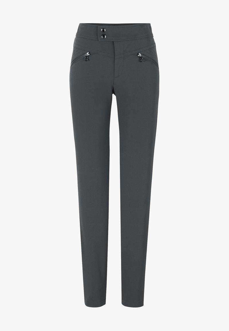 Bogner - LINDY - Trousers - dark grey