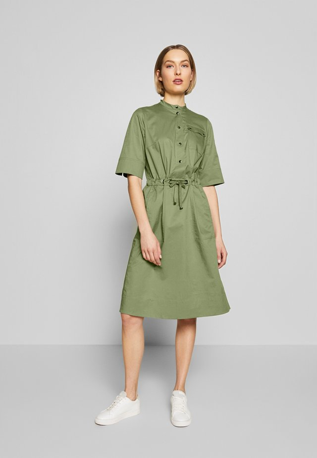 MARINA - Day dress - olive
