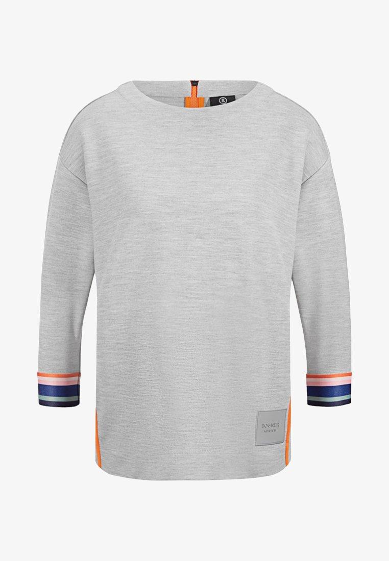 Bogner - LAMIA - Sweater - light grey