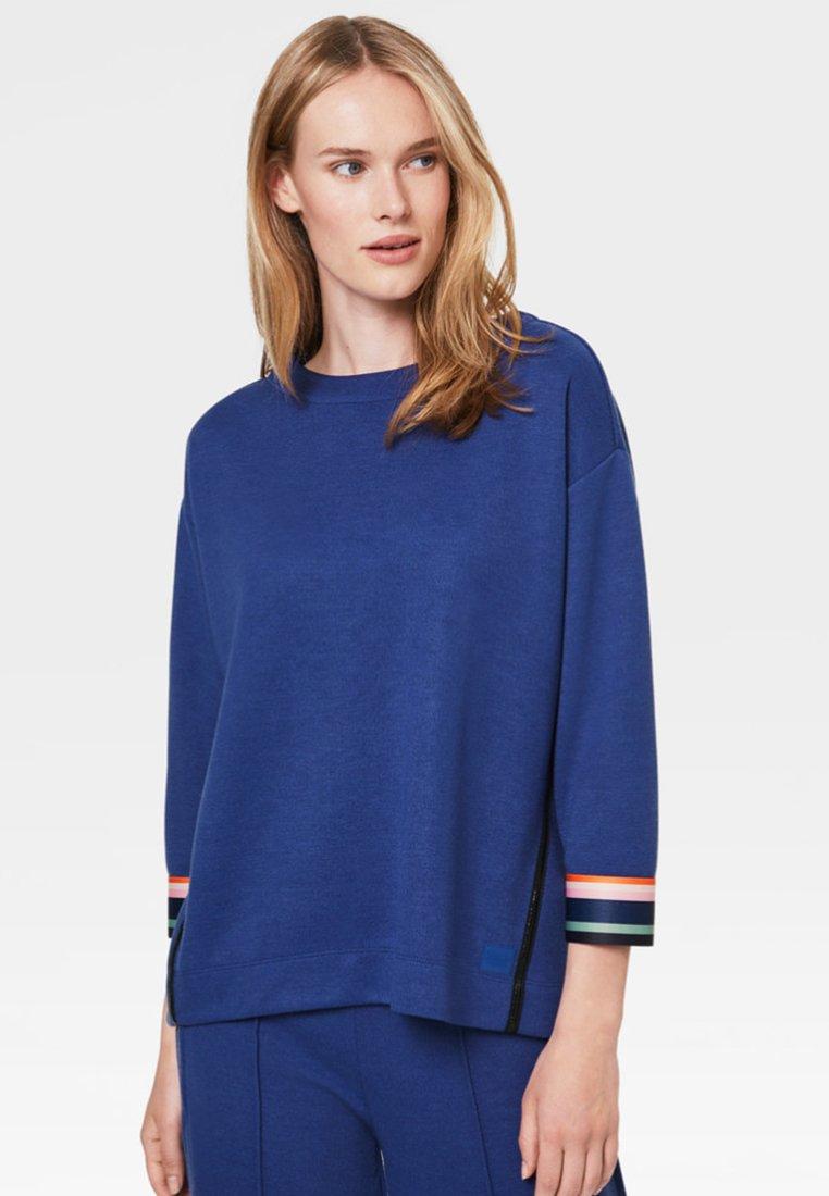 Bogner - LAMIA - Sweatshirt - atlantic blue