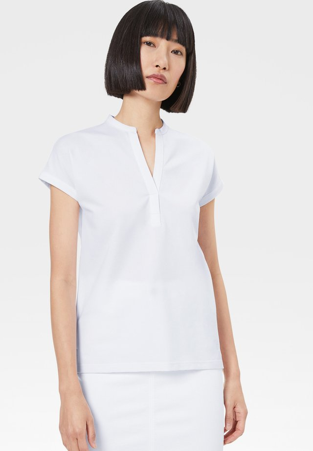 ELIN - Print T-shirt - white