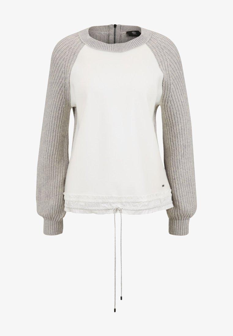 Bogner - MOANA - Pullover - Light grey/off-white
