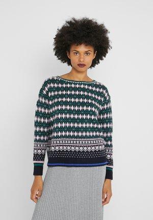 DEVI - Sweter - green