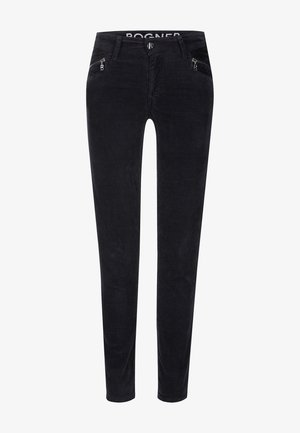 GRETA - Slim fit jeans - navy blue