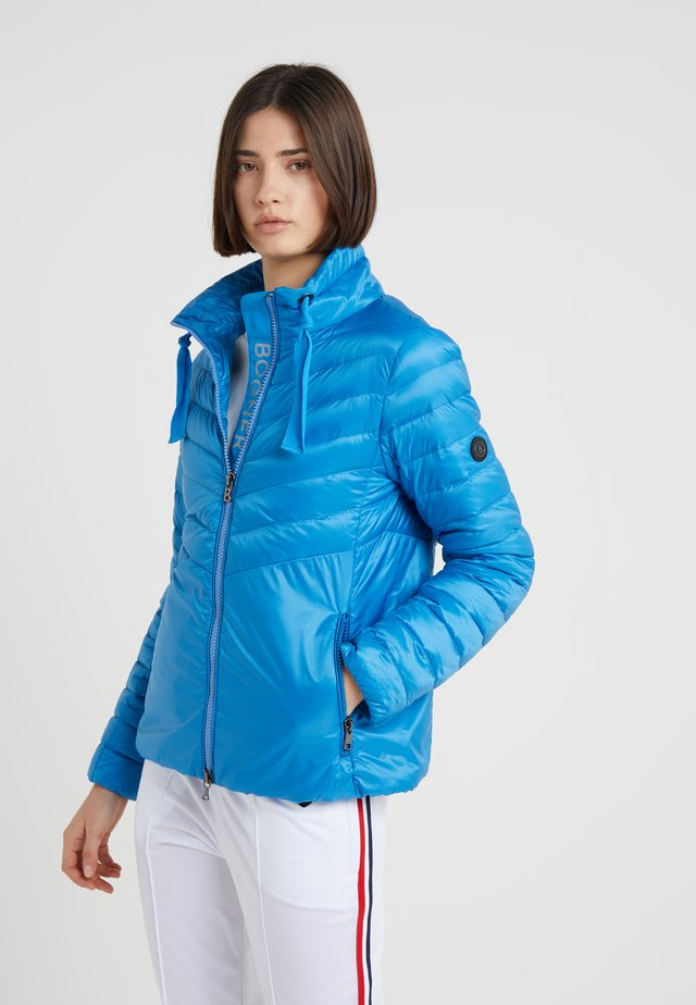 TINA - Down jacket - aqua