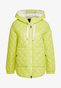 Bogner - BELLA - Short coat - lemon - 4