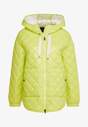 BELLA - Krótki płaszcz - lemon