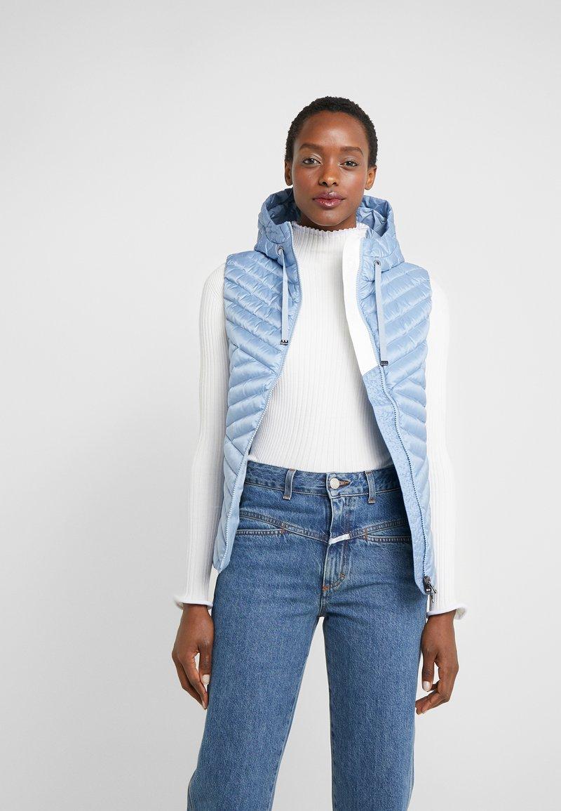 Bogner - JELLA - Waistcoat - light blue