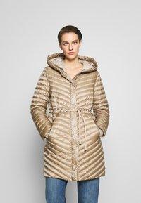 Bogner - BROOKE - Kabát zprachového peří - beige - 0