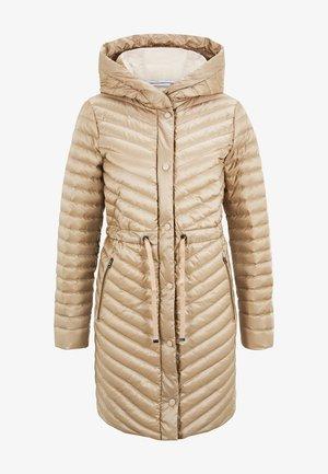 BROOKE - Płaszcz puchowy - beige