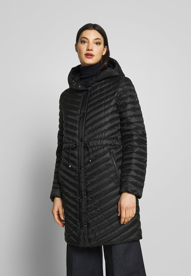 BROOKE - Down coat - black