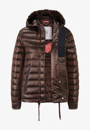 Down jacket - Braun