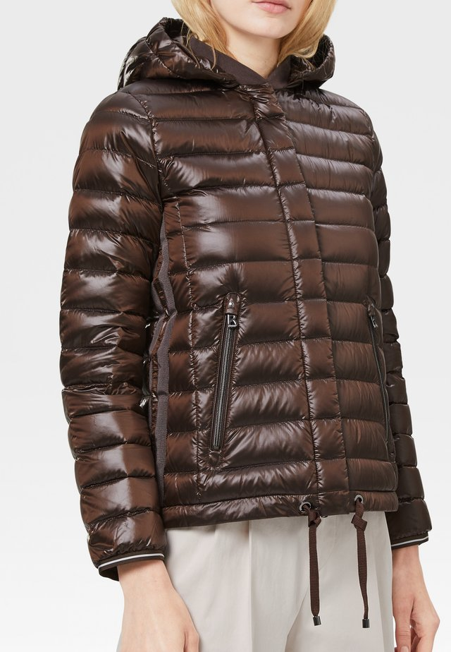 TINI-D - Down jacket - Braun