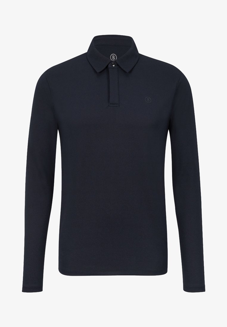 Bogner - Polo shirt - black/blue