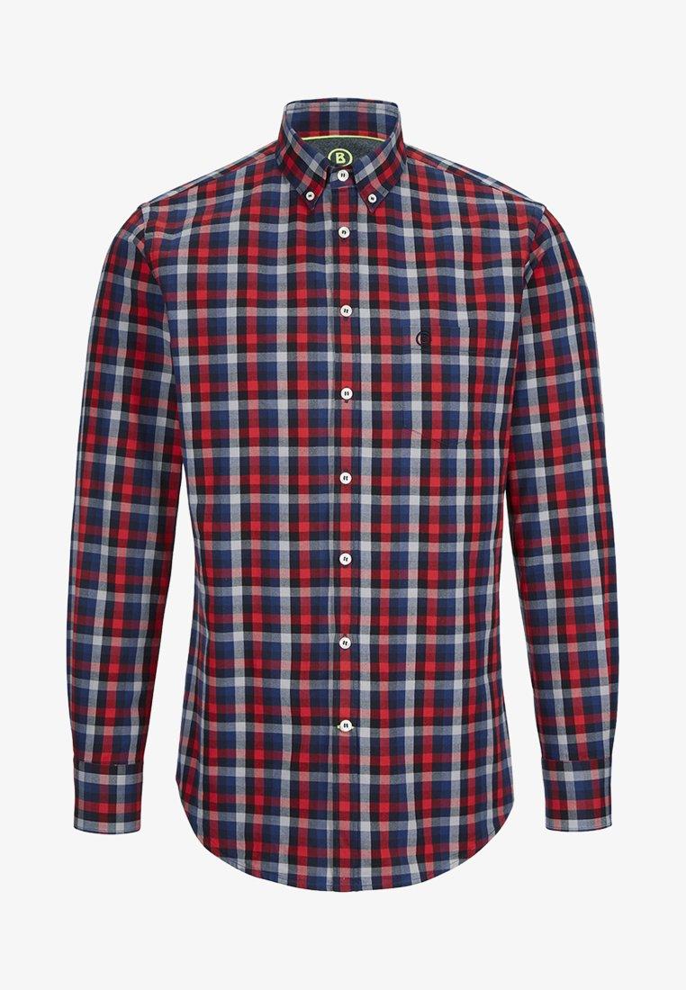 Bogner - Shirt - red/blue/white