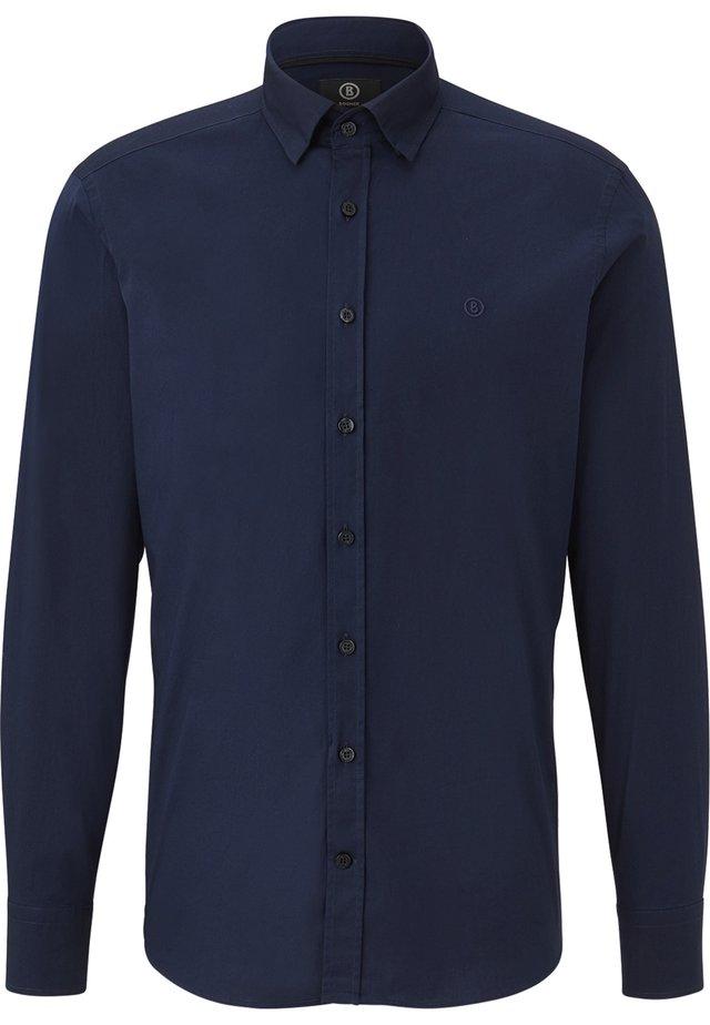 Businesshemd - navy/blau