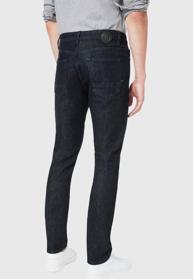 Bogner Dark Fuselé Jeans Denim Blue TlcJ3K1uF