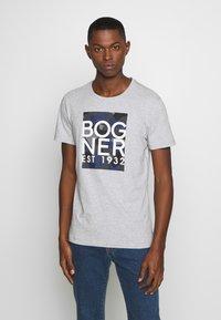 Bogner - ROC - Triko spotiskem - grey - 0