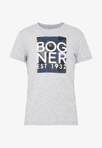 Bogner - ROC - Triko spotiskem - grey - 4