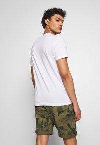 Bogner - ROC - T-shirt z nadrukiem - white - 2