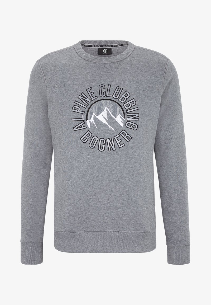 Bogner - Sweatshirt - heather grey