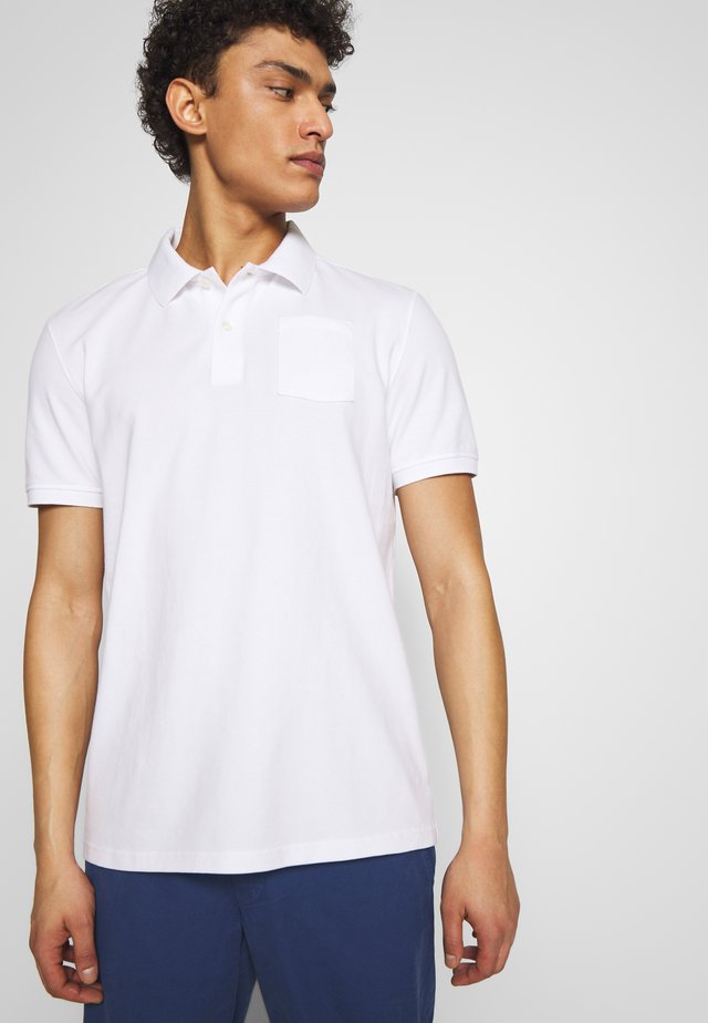 FION - Polo shirt - white