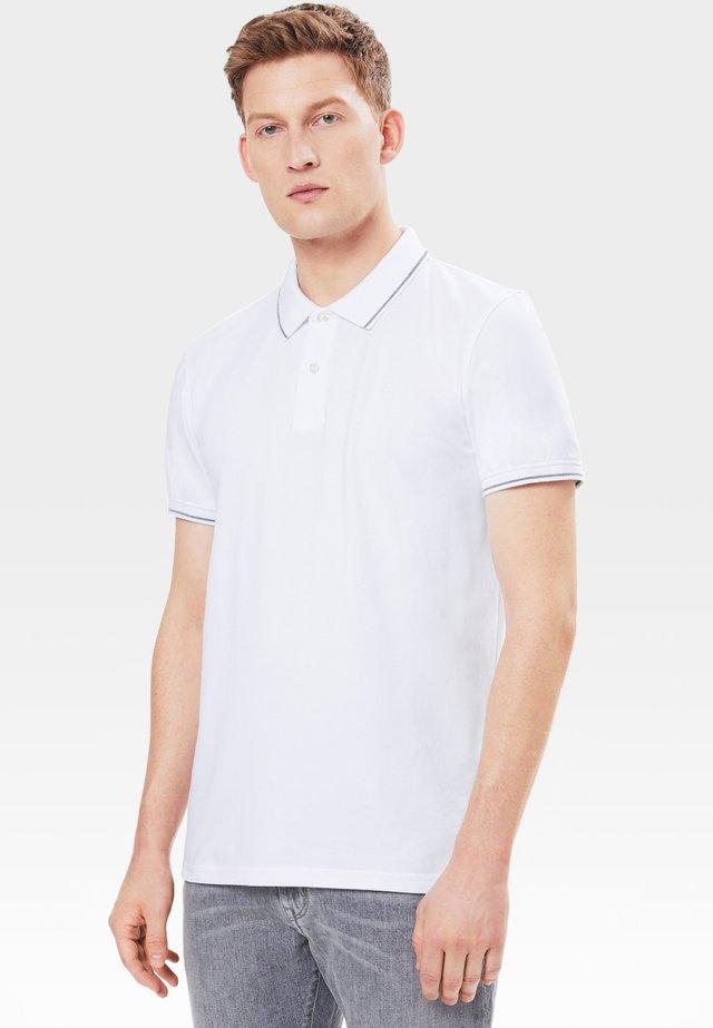 LIGOS - Polo shirt - white