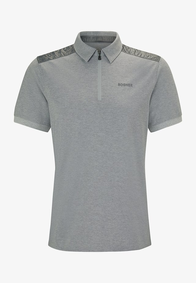 AVON-3 - Polo shirt - grey