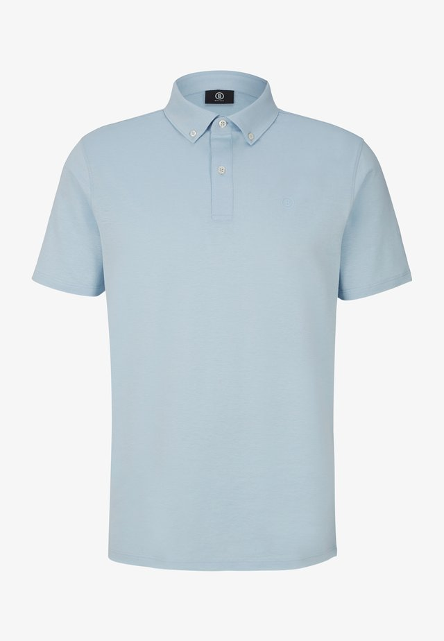 BOGNER POLO-SHIRT PRIMOS - Poloshirt - light blue
