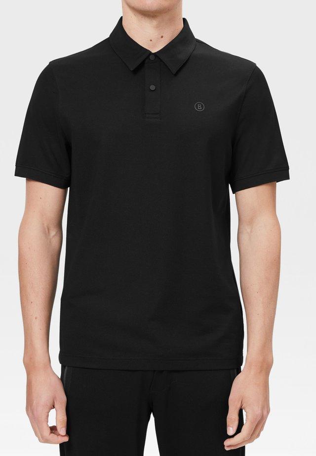 TIMO - Polo shirt - schwarz
