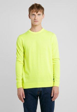 ARNOS - Jersey de punto - neon yellow